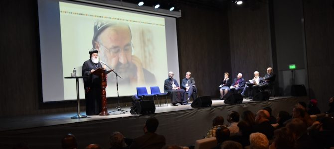 Christians often not welcome for putting other out of comfort zone: Syrian patriarch at GCF global forum