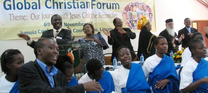 Limuru 2007 Participants