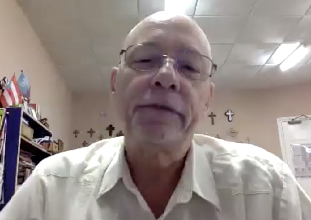 Ministry During COVID-19 – Rev. Dr. Carlos Emilio Ham in Cuba