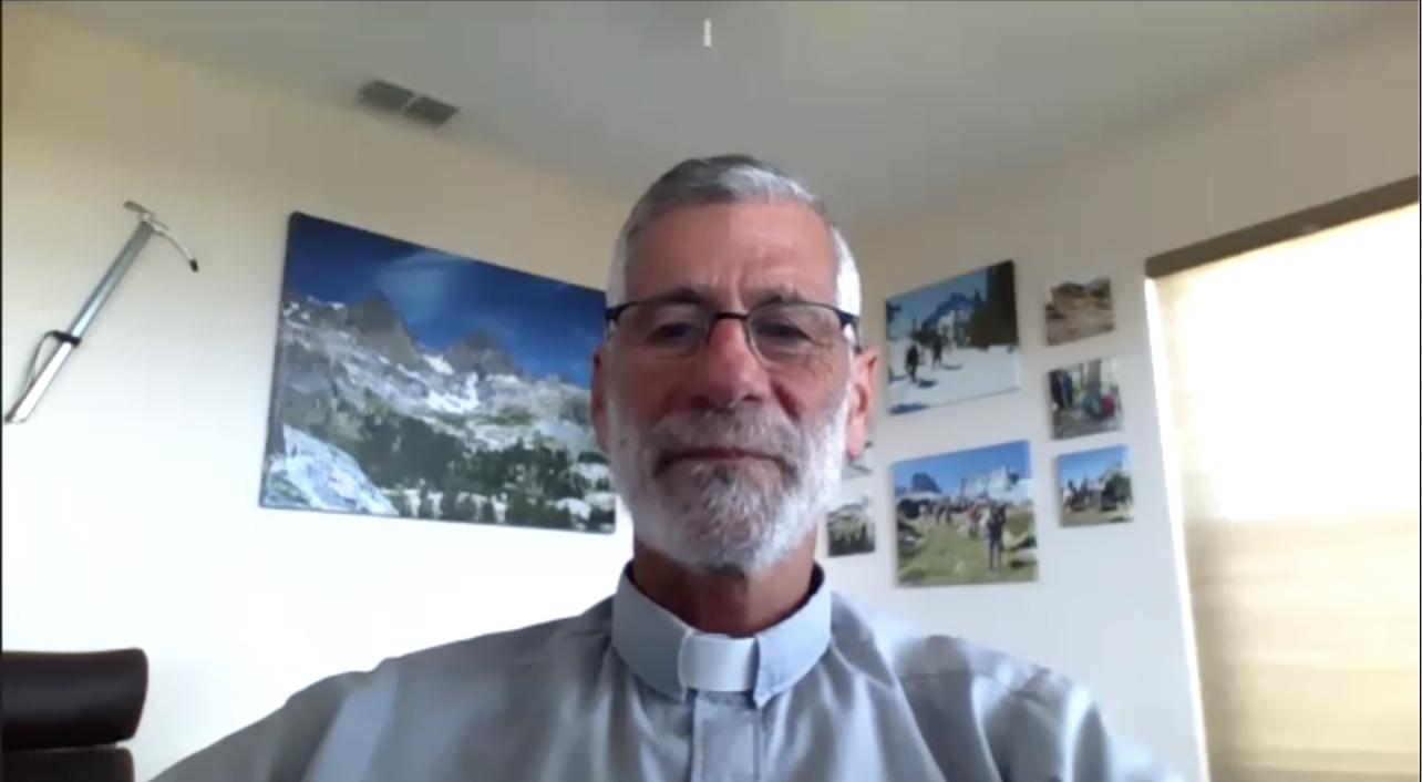 El ministerio en tiempos de COVID-19 – El padre Martin Ritsi