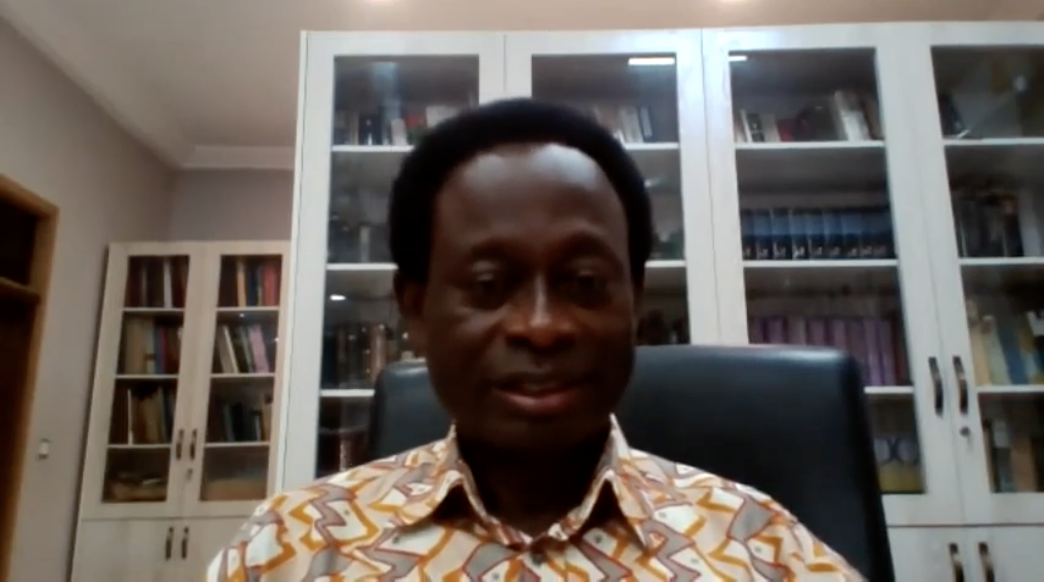 Ministry During COVID-19: Professor Opoku Onyinah