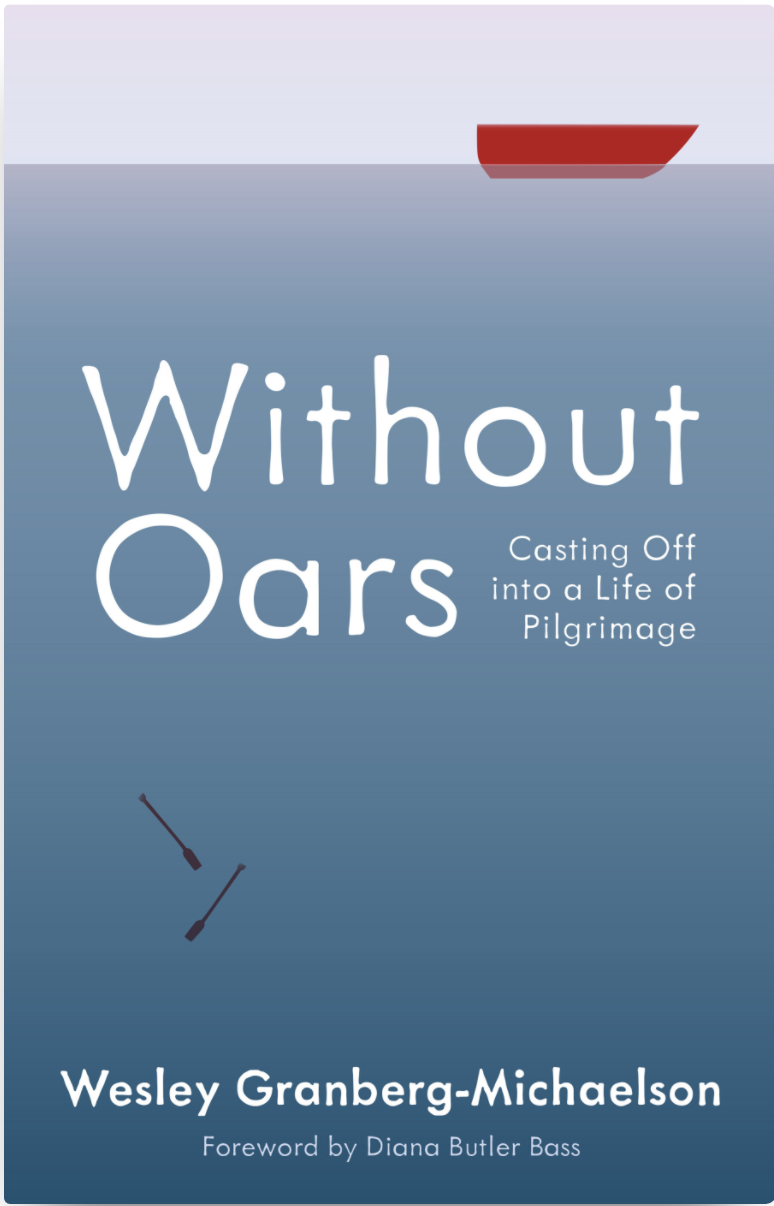 "In a Boat ""Without Oars"""